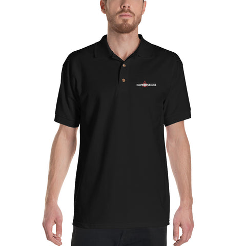 HP355 • Logo • Embroidered Polo Shirt