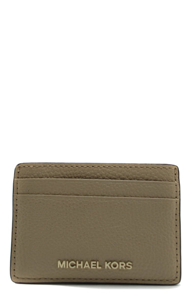 Michael Kors  Women Beige Card Holder - SUITE 23