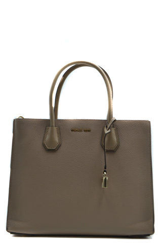 Michael Kors Top Handle Women Bag Beige