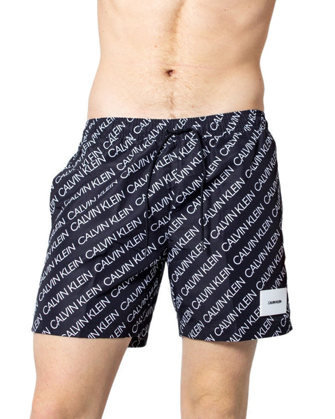 Calvin Klein All Over Printed Logo Men Swim - SUITE 23