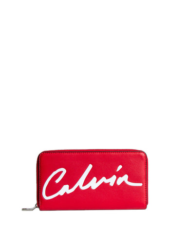 Calvin Klein Women Wallet Red - SUITE 23