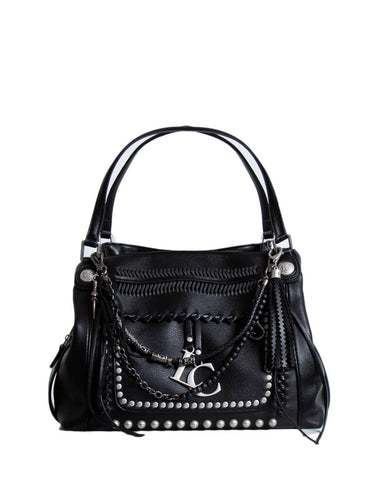 la carrie bag black