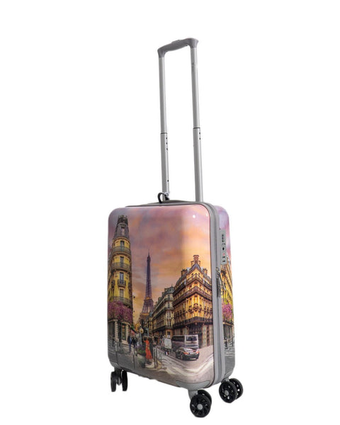 Ynot  Travel Suitcase Bag Paris - SUITE 23