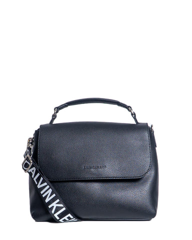 Calvin Klein Women Bag Logo Banner Black - SUITE 23