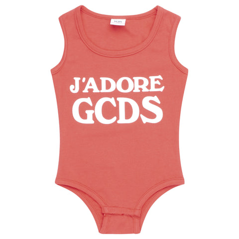 j'adore gcds tracksuit red
