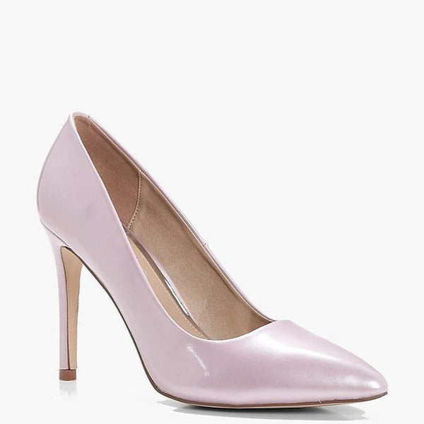 PINK PEARL PUMPS - SUITE 23