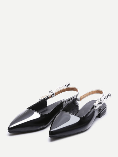 AUDREY flat shoes - SUITE 23