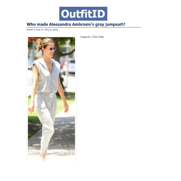 OutfitID