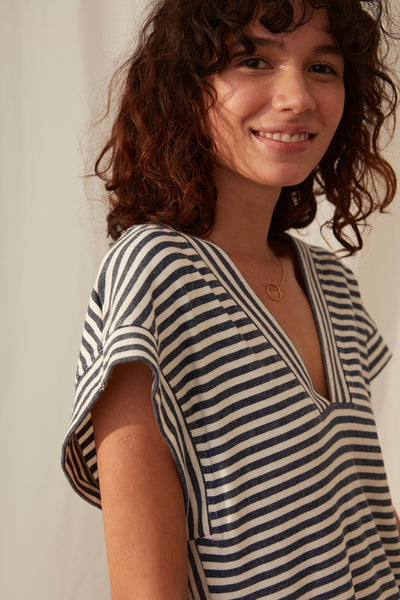 Kitte Striped Dress