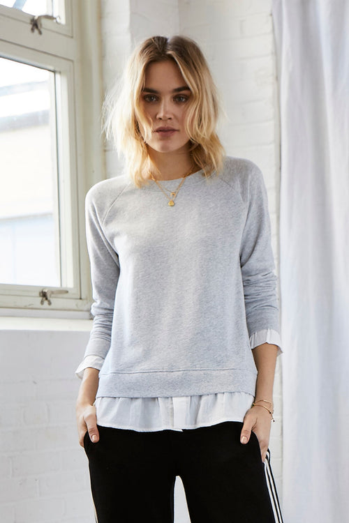 Relaxed Laura Sweatshirt