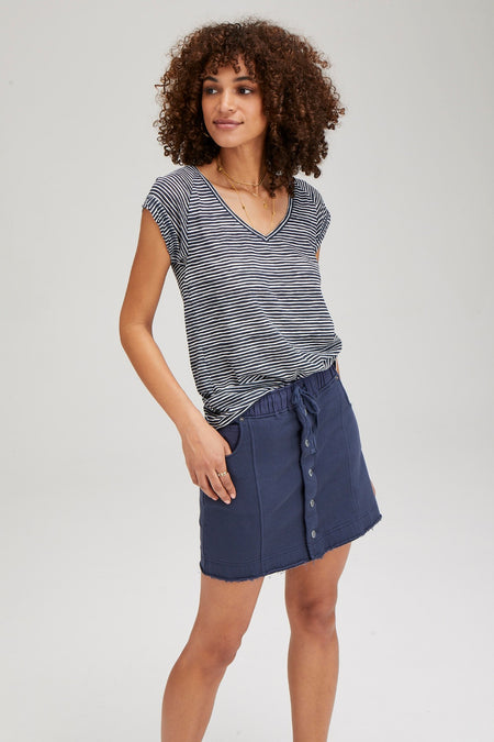 Tamar Trail Stripe Top