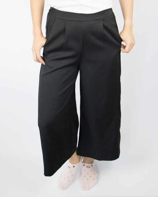 Danielle Cropped Wide Leg Trouser