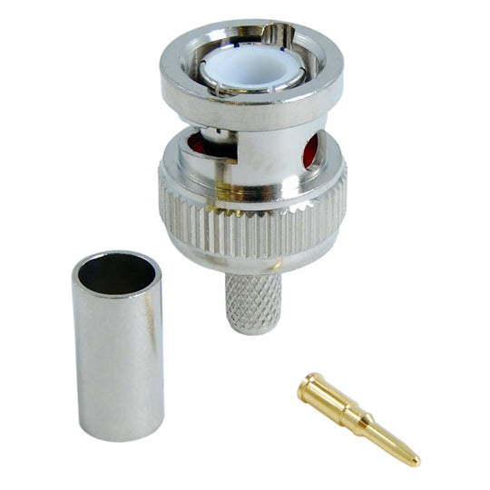 Connectors for LL195 / LMR-195 / RG-58