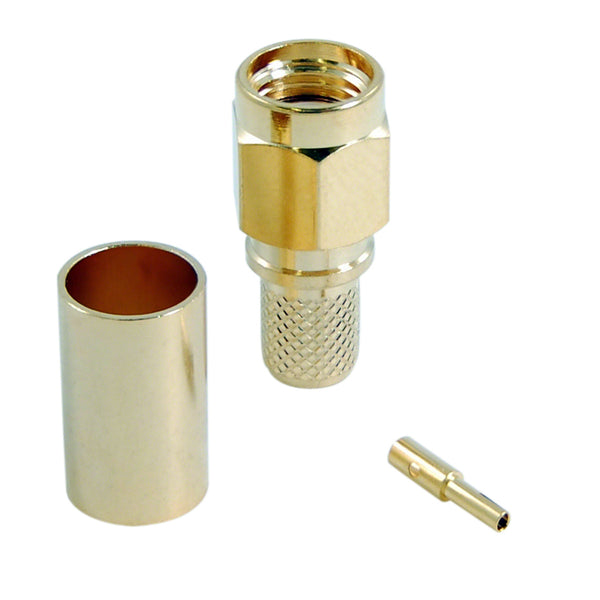 JEFA Tech Connector: RP-SMA Male - LL240 - c240