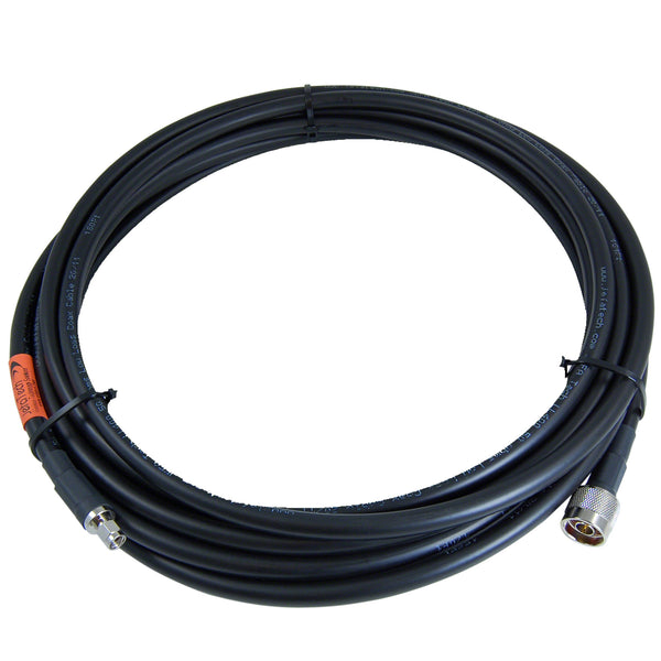 CradlePoint to External Antenna Cable Assembly - SMA Male to N Male