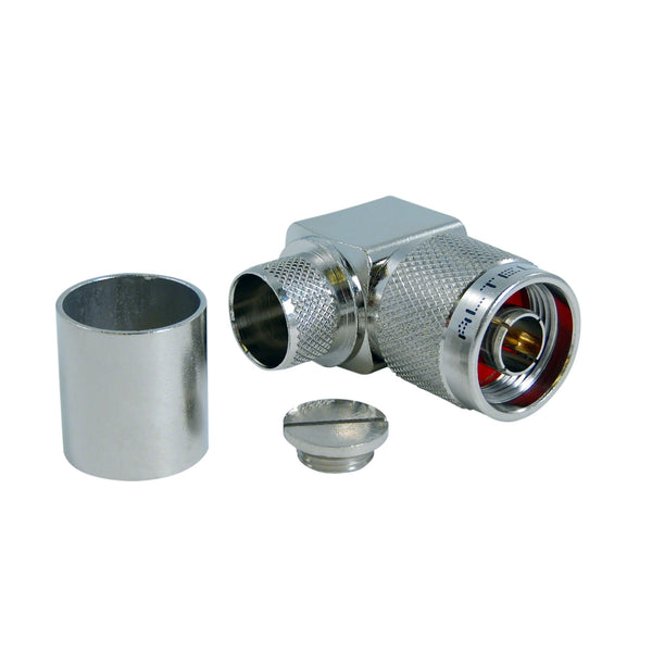 Connector: N Male R/A - LL600