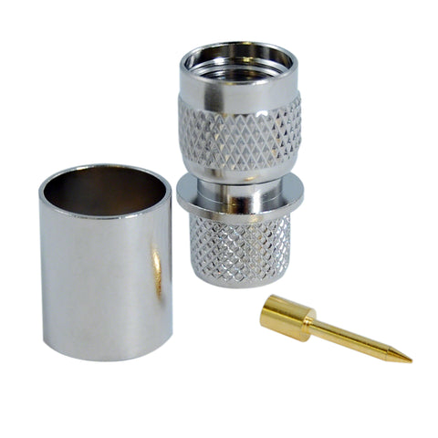 Connector: Mini UHF Male - LL400