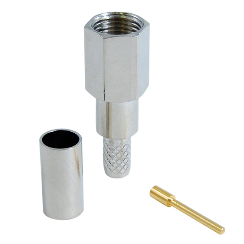 JEFA Tech Connector: FME Male - LL195