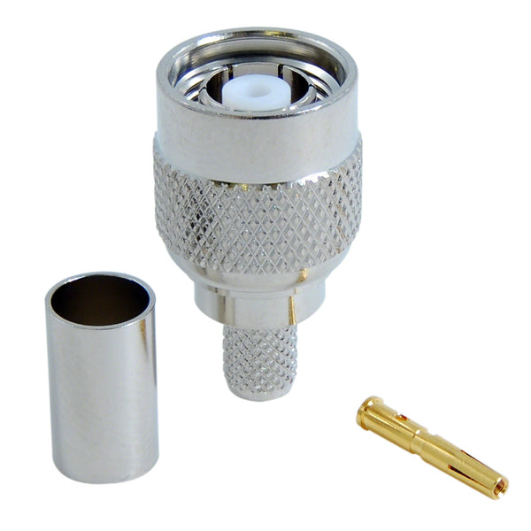 JEFA Tech Connector: RP-TNC Male - LL240 - c240