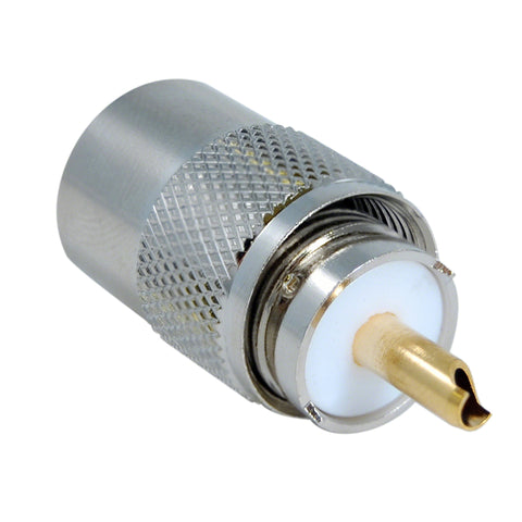 PL-259 (UHF Male) Connector - JEFA Tech