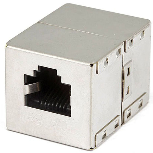 RJ45 Shielded Cat5e Cable Coupler