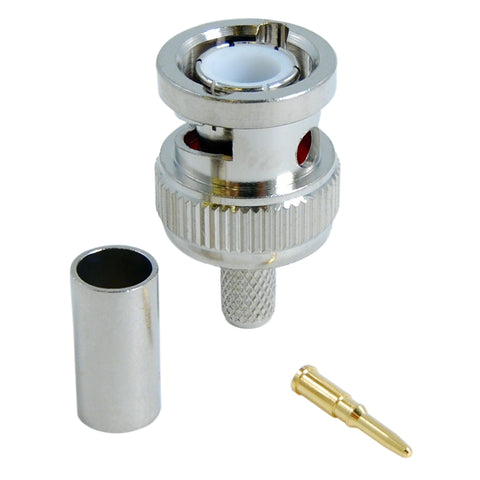 JEFA Tech Connector: BNC Male - LL195