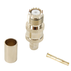 Connector: Mini UHF Female - LL240