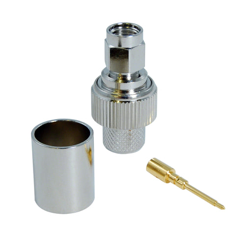 JEFA Tech Connector: SMA Male - LL400 - c400
