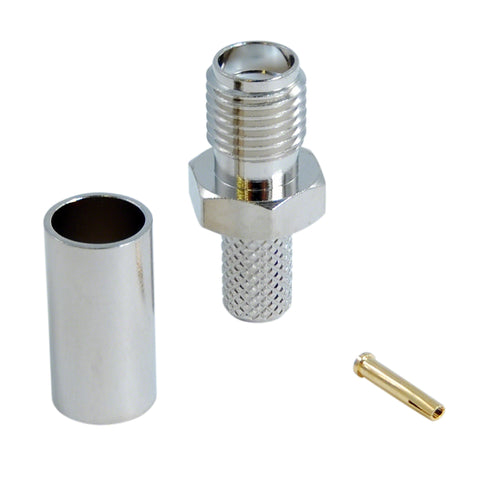 JEFA Tech Connector: SMA Female - LL195 - c195