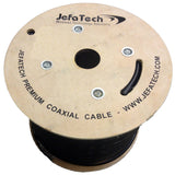 JEFA Tech Low Loss 400 FLEX Coax