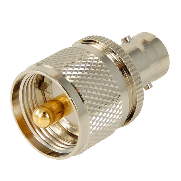 Adapter: BNC Female to UHF Male