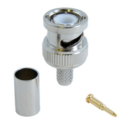 Connector: BNC Male - LL240