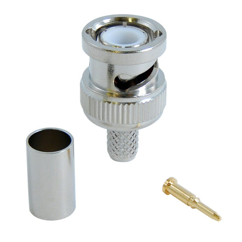 JEFA Tech Connector: BNC Male - LL240