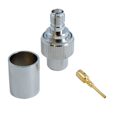 JEFA Tech Connector: SMA Female - LL400 - c400