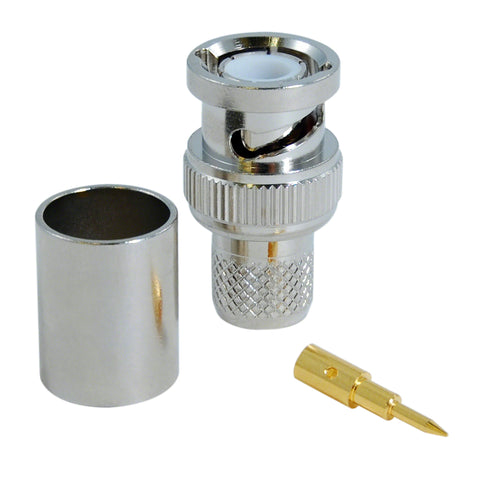 JEFA Tech Connector: BNC Male - LL400