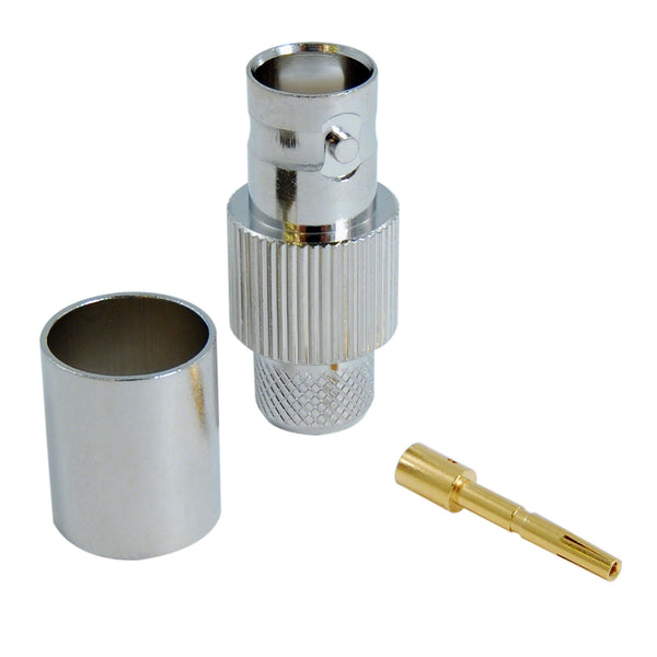JEFA Tech Connector: BNC Female - LL400