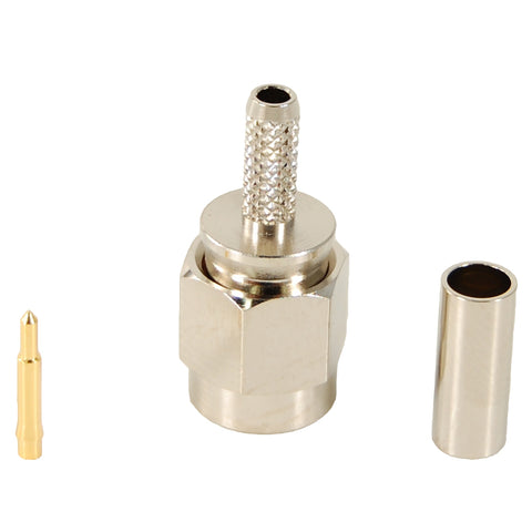 JEFA Tech Connector: SMA Male - LL100 - c100