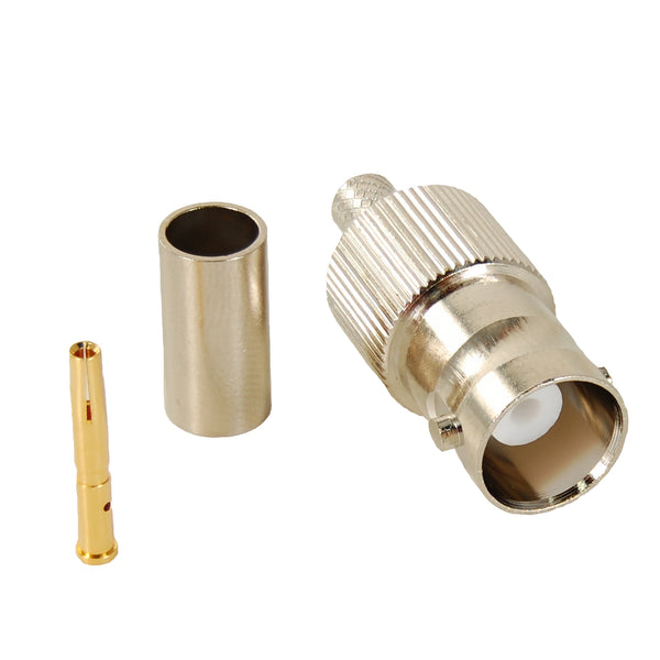 JEFA Tech Connector: BNC Female - LL195