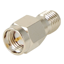 Adapter: SMA Male to RP-SMA Female