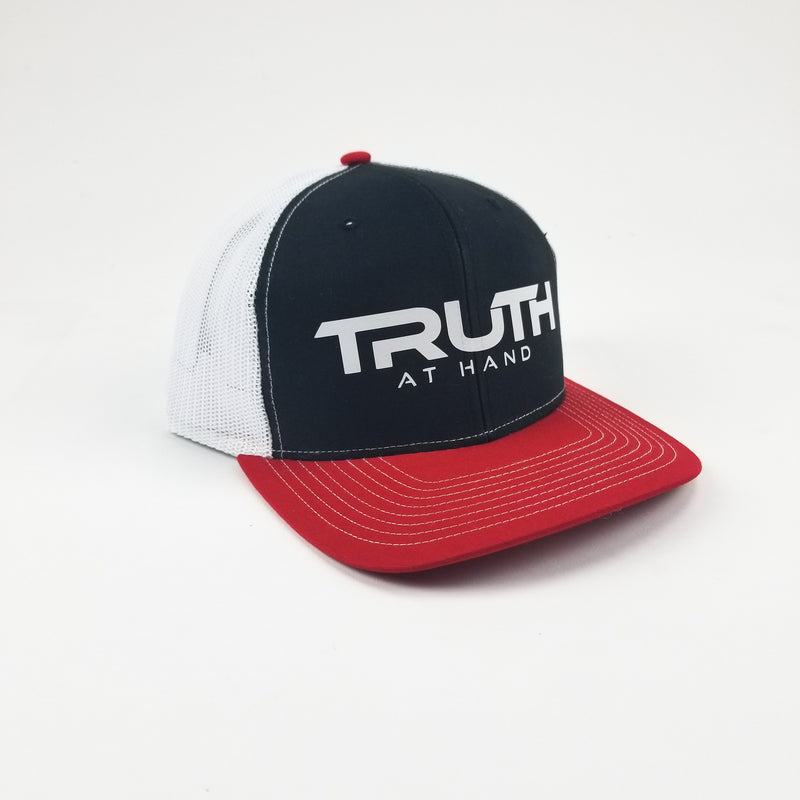 Truth at Hand 6 Panel Trucker's