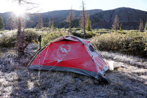 Big Agnes 4 Season Tents
