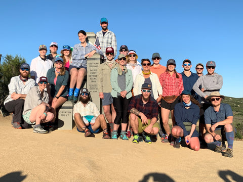 PCT Hikers starting 4/26/19