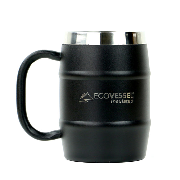 DOUBLE BARREL MUG  16oz