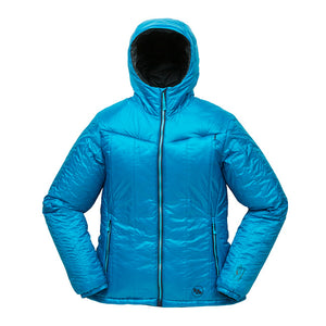 Women's Hot Sulphur Hooded Belay
