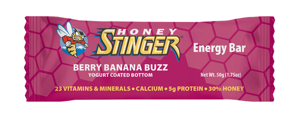 Energy Bar - Berry Banana Buzz - Box (15 Bars)
