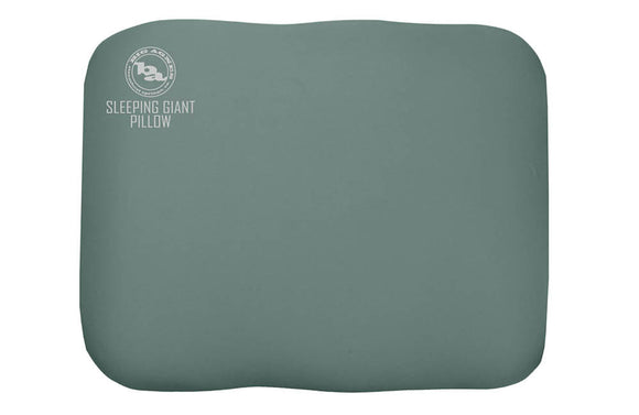 Sleeping Giant Pillow Cover