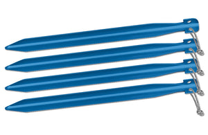 "Big Agnes 12""� Tent Stakes: Pack of 4"