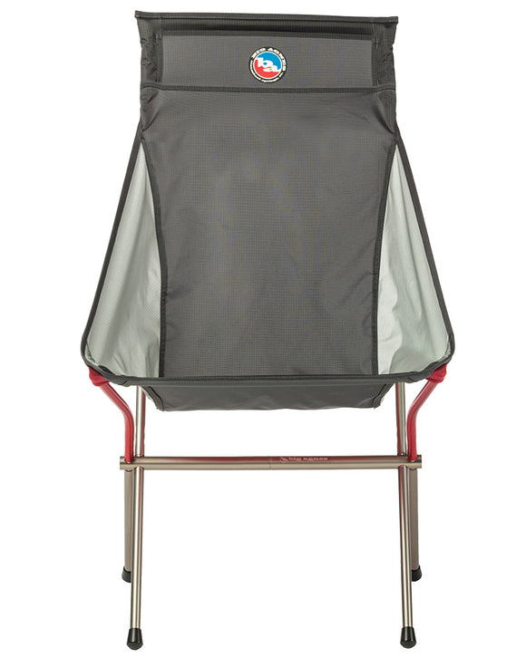 Demo Big Six Camp Chair - Asphalt/Gray