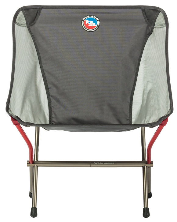 Demo Mica Basin Camp Chair - Asphalt/Gray