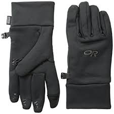 Womens Gripper Sensor Gloves